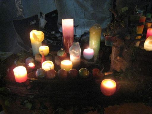 candle makin′ KuKuLu