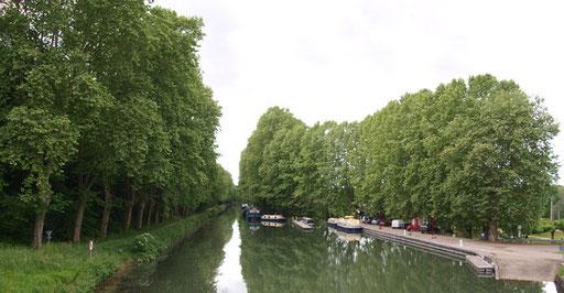 Halte nautique de Meilhan sur Garonne