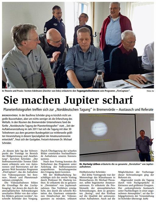 Bremervörder Zeitung, 27.01.2018 (Klick zum Vergrößern)