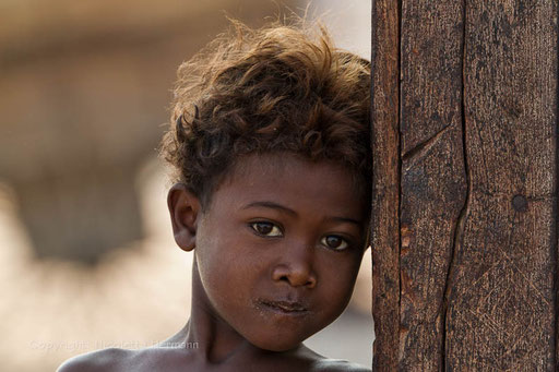 Kleiner Junge aus Belo sur Mer / Madagaskar