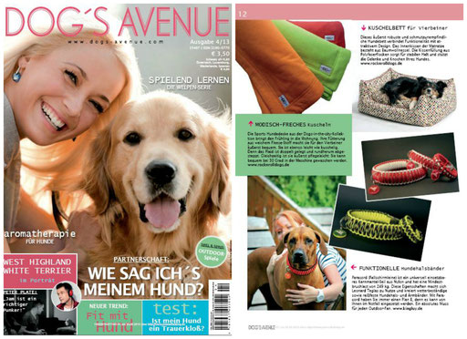 Paracord Halsband by KingLuy in der Dog´s Avenue
