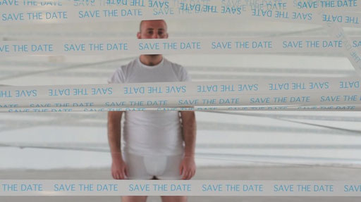 "Mischa Badasyan, ""Save the Date"", Videostill Vimeo"