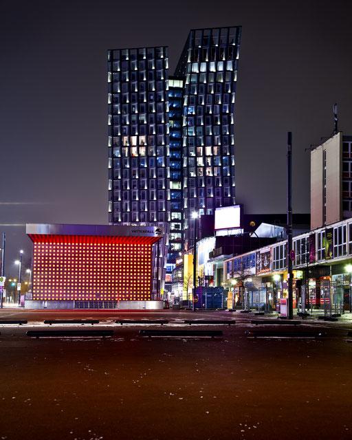 Tanzende Türme - Hamburg © Andreas Muenchbach