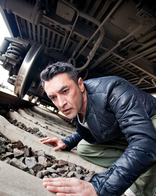 Mehmet Kurtulus / Actor, H&M: Carmen Botermann © Andreas Muenchbach