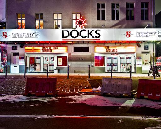 Docks - Hamburg, Germany © Andreas Muenchbach