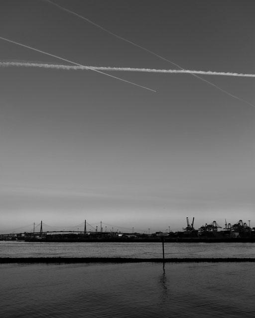 Ebbe - Hafen Hamburg © Andreas Muenchbach