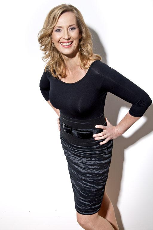 Kristina Zur Mühlen / Moderatorin © Andreas Muenchbach