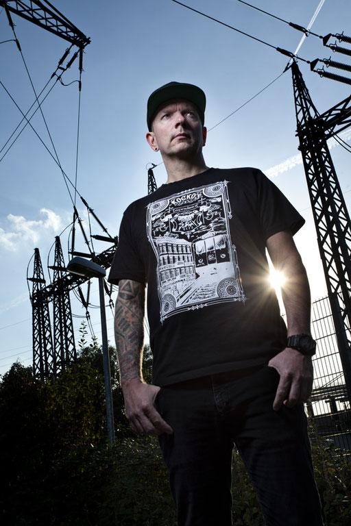 Heinrich & Heine, Techno-Producer-DJ © Andreas Muenchbach