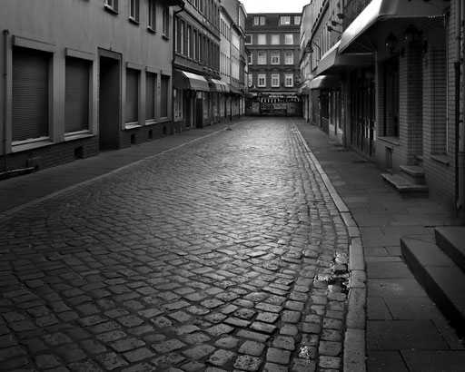 Strich - Herbertstrasse, St. Pauli  © Andreas Muenchbach