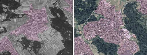 Wachstum der Gemeinde Mutlangen