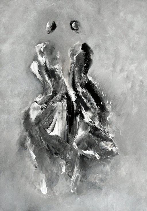 imaginaire 2011-06, acrylique sur toile, 70x50