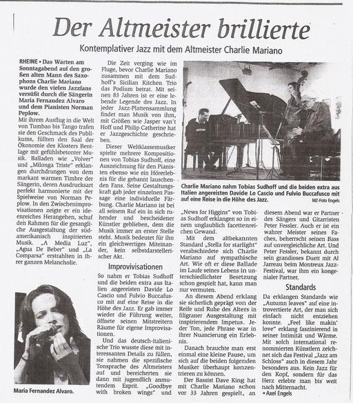 Jazz am Schloss