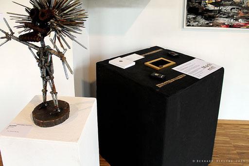 The Black Box at galerie sassen | kabelmetal, Windeck-Schladern, Germany