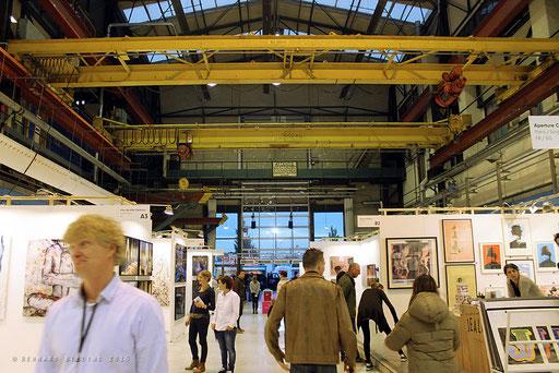 Affordable Art Fair, Amsterdam, The Netherlands, Bernard Bieling, galerie-luzia-sassen