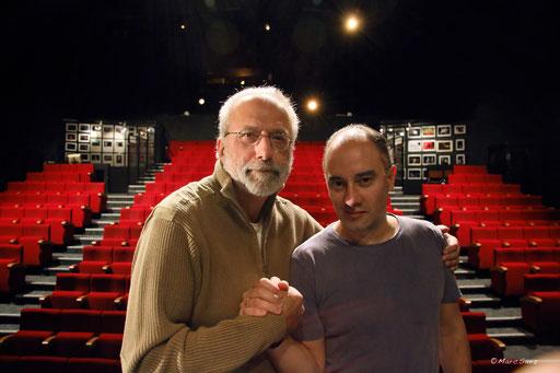 Tom Fontana et Marc SAEZ