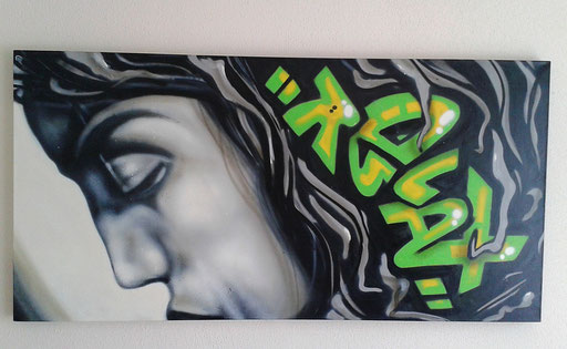 """Relax"", 70 x 140 cm"