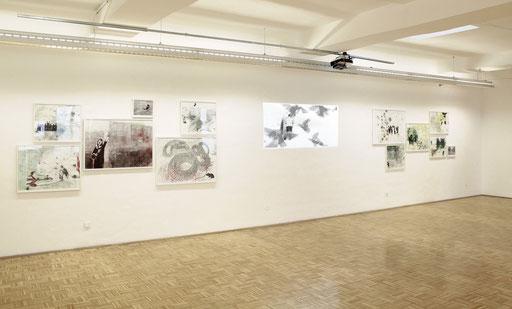 Ausstellungsansicht, artDepot Dezember 2013