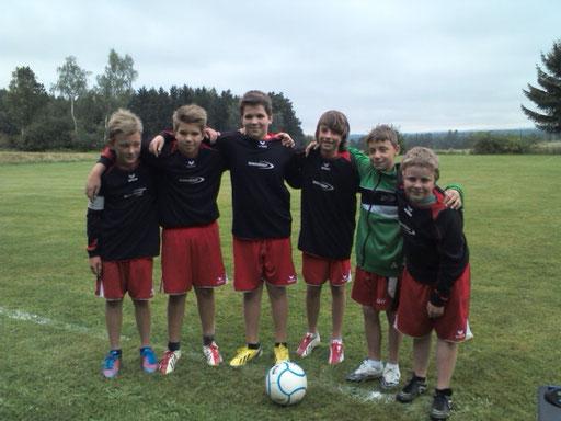 Jonas, Jakob, Lukas, Johann, Matthew und Jonathan (es fehlen:Leonie, Alia Lara, Theresa)