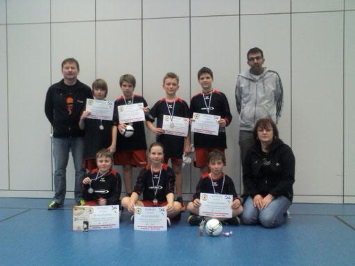Das erfolgreiche Team