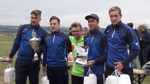 Kerwa-Turniersieger 2018 - SV Zeulenroda