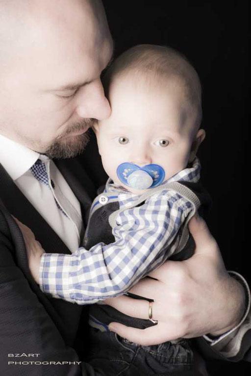 Papa & ich