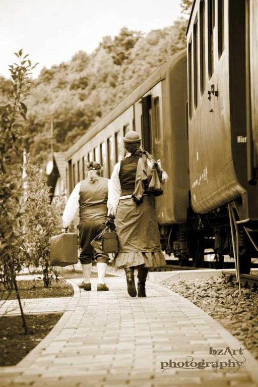 Dampfpunk - Eine ungewöhnliche Zeitreise