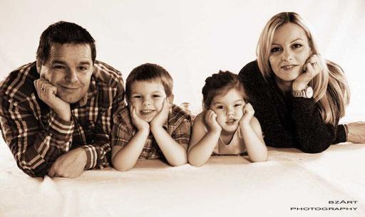 Meine Familie und ich