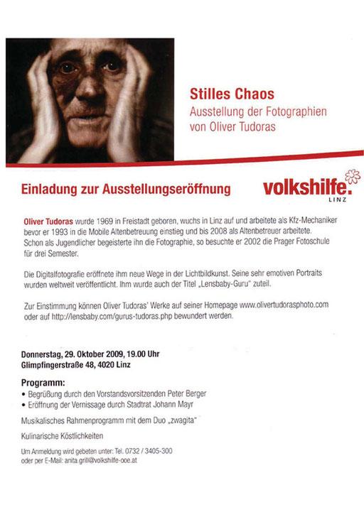 AUSSTELLUNG -Volkshilfe (2009)