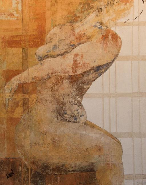 Paul West peintre