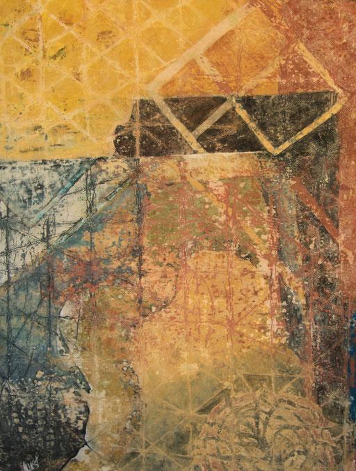 Paul West peintre Marciac