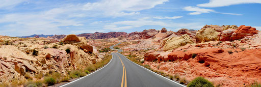 Valley of fire Foto Hannes Dabernig