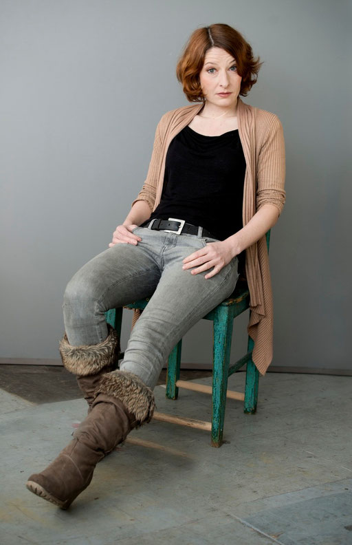 Annette Hildebrand Schauspielerin