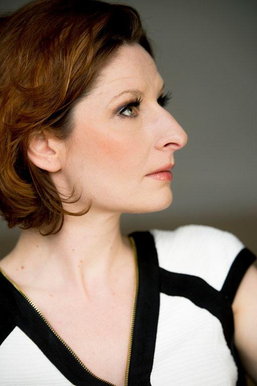 Annette Hildebrand Schauspielerin markantes Profil