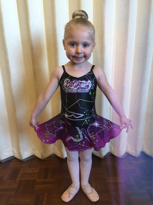 Little cutie from BALLAMY DANCE CO - UK