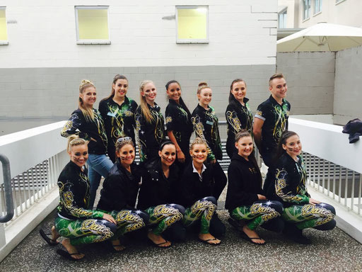 The Team from 'DANCETIME' - Ipswich Australia