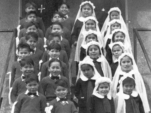 St. Mary's Mission residential school