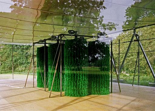 hain lässt revue passieren, Wewerka-Pavillon, Münster 2004