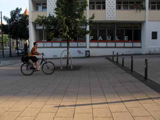 Hotel Paule, Künstlerresidenz. Zentrum Dessau, dwg