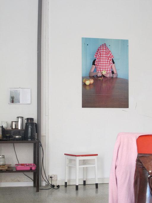 Hotel Paule. Künstlerresidenz. Künstlerkalender Gertrud Neuhaus // kkk, Fabienne Radi (Print)