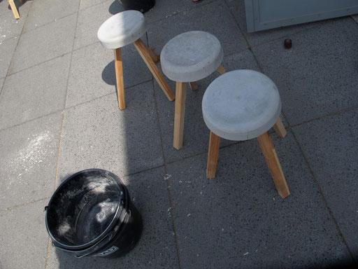 stools!