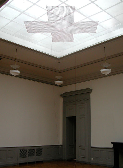 x. Salle Crosnier du Palais de l'Athénée, Broderie, Genève 2005