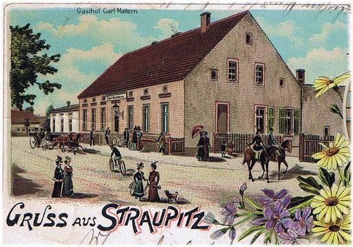 Um 1904.