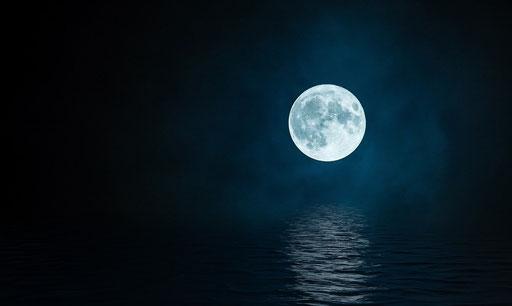 Tout comme la lune reflète la lumière puissante du soleil, Jésus reflète la gloire de son Père qu'il imite parfaitement. Tout comme la lune nous éclaire et nous rassure pendant la nuit, Jésus par son enseignement nous éclaire dans l'obscurité du monde.