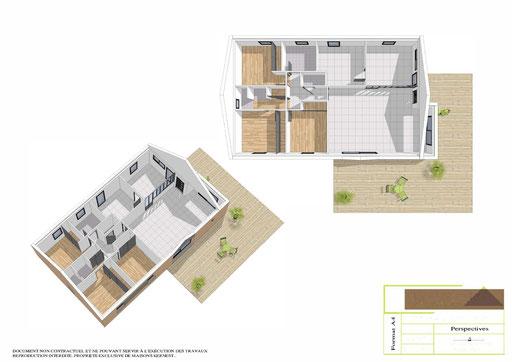 Maisons Kernest votre plan maison 3 chambres