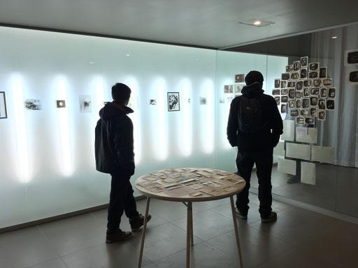2017年フランス・サンティティエンヌ国際デザインビエンナーレにおいてメンバー有志で写真展を開催。