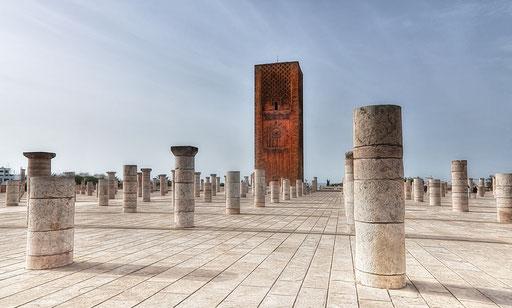 Besuch der Königsstädte Marokkos