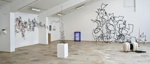 Bild: Ausstellung Freiraum Kunstlabor Lift off