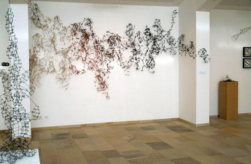 """Bild: Ausstellung -""""Freiraum Kunstlabor Lift off"""" - Galerie im K Hof Kammerhof Museen - Gmunden"""