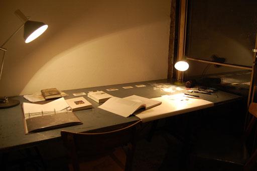 """Bild:""""Erinnerungsraum 5/12"""" Ausstellungsansicht"""