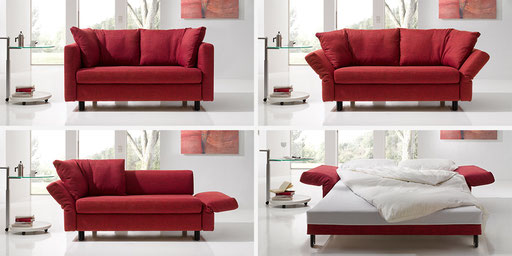 Sofa Malou von Fritz Fertig
